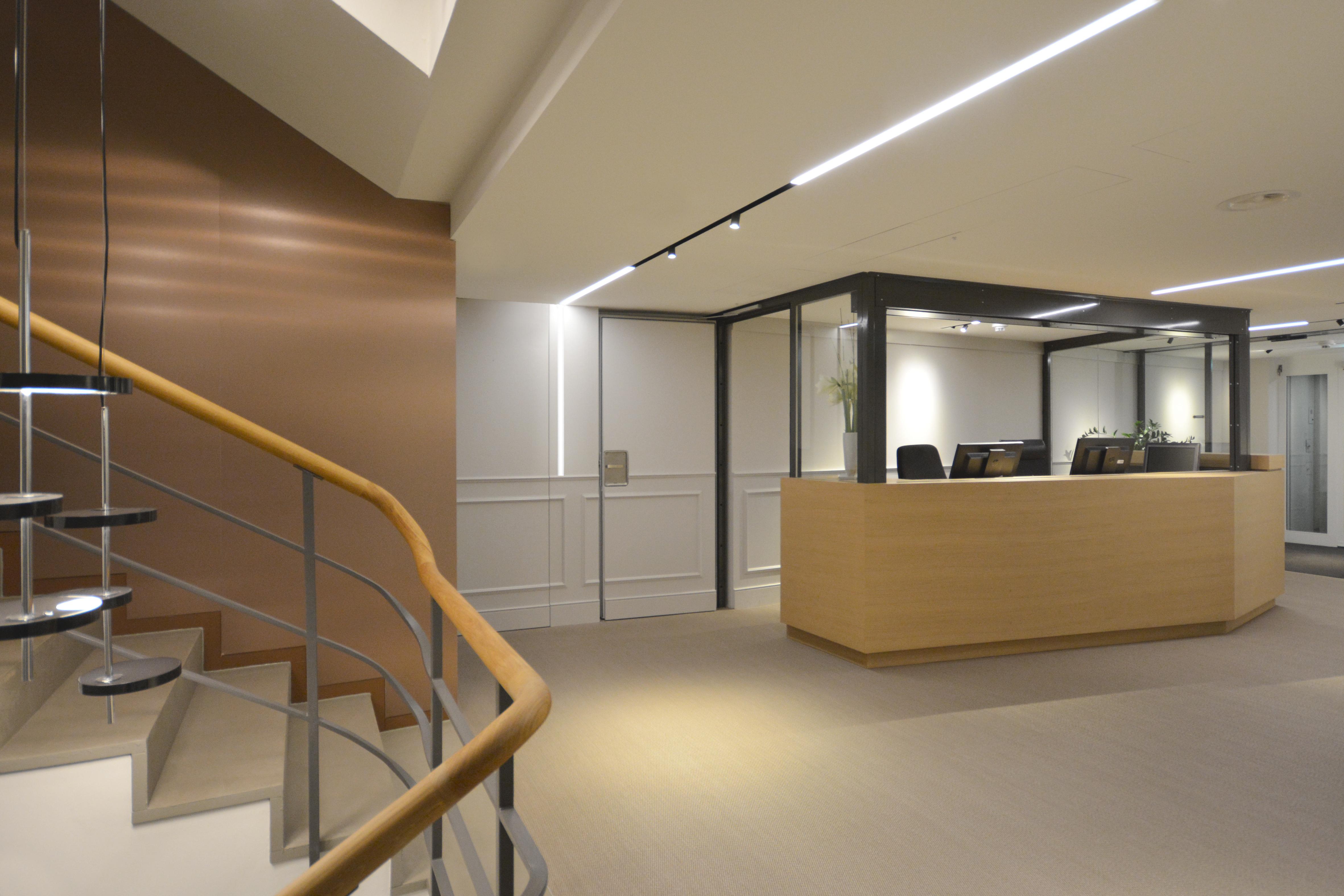 DZ Privatbank, Zürich - Innenarchitektur Leitgedanke Projekte ...