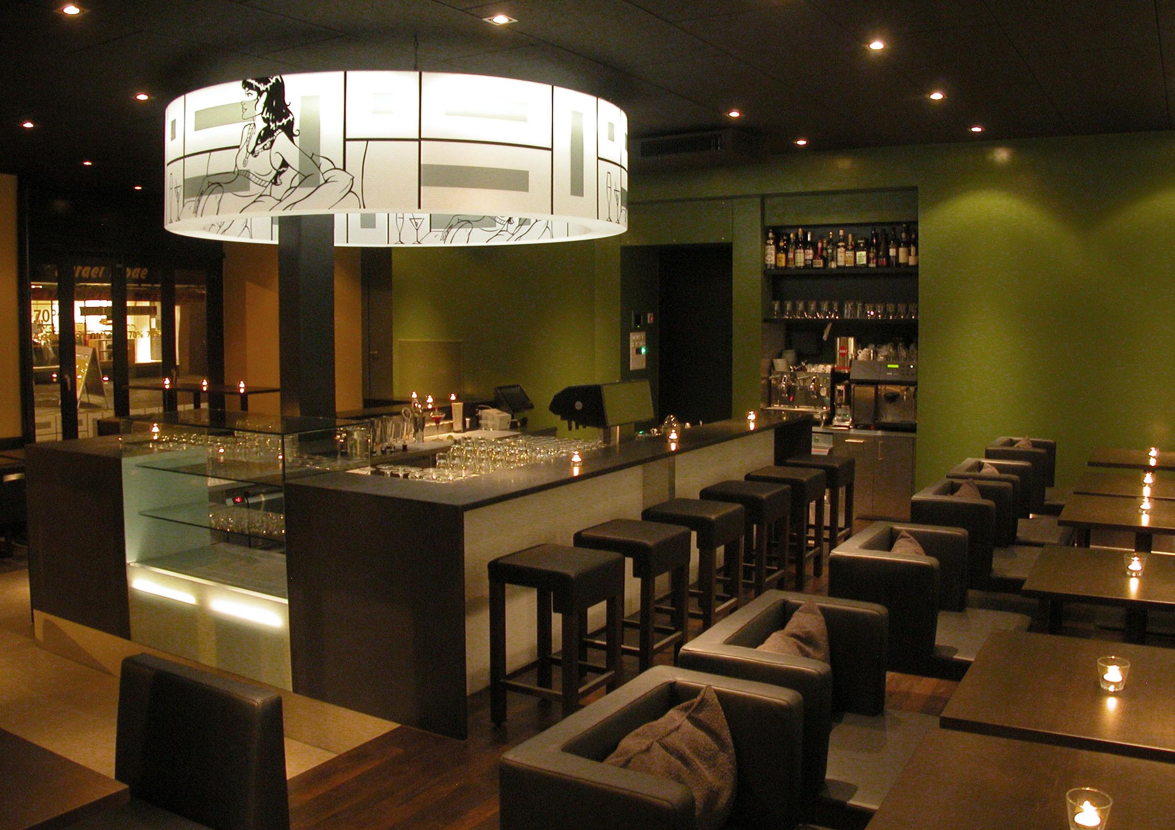 Innenarchitektur Cafe 90 café bar lounge aarau innenarchitektur leitgedanke projekte