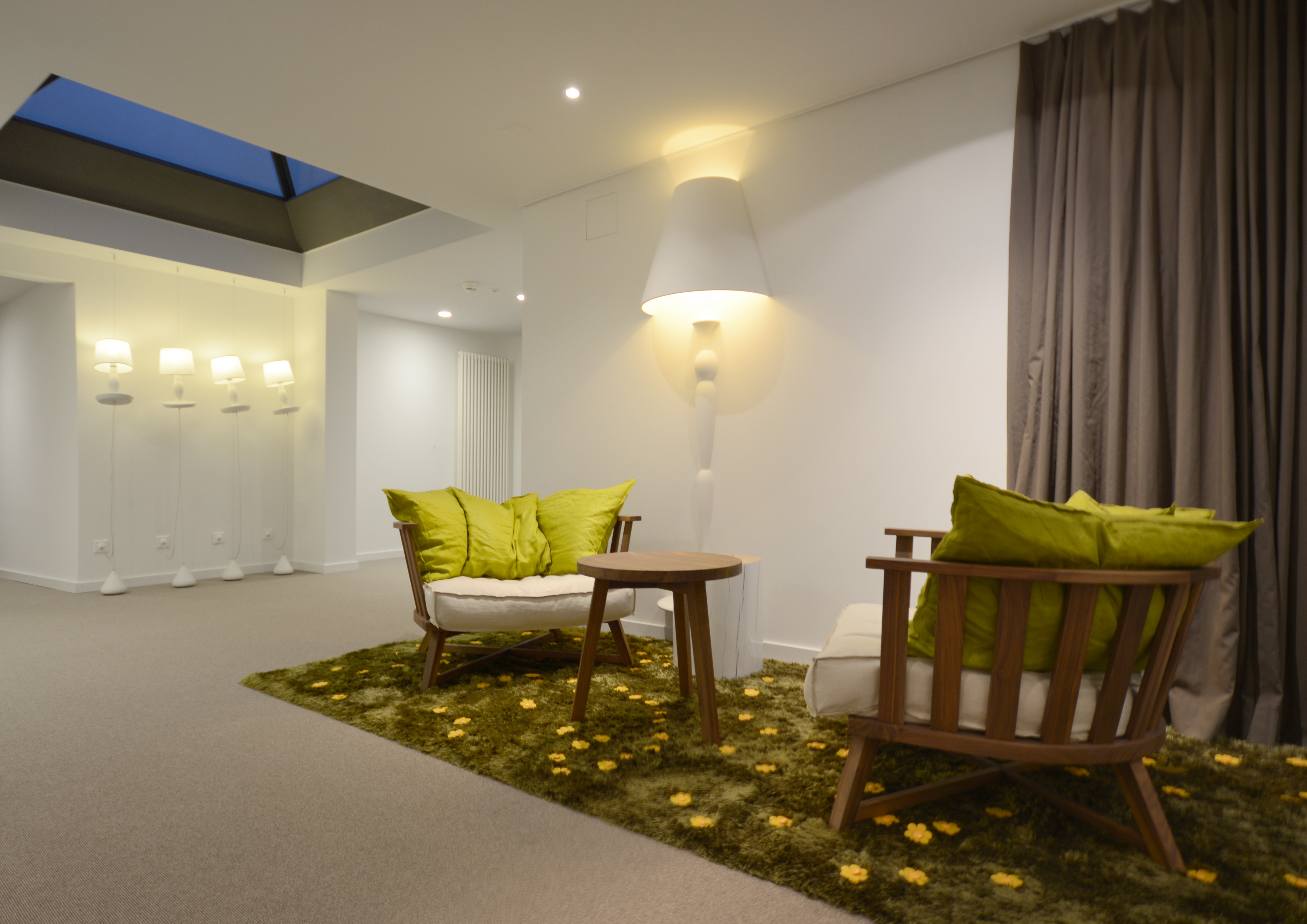 Landhotel linde fislisbach innenarchitektur leitgedanke for Designer innenarchitektur