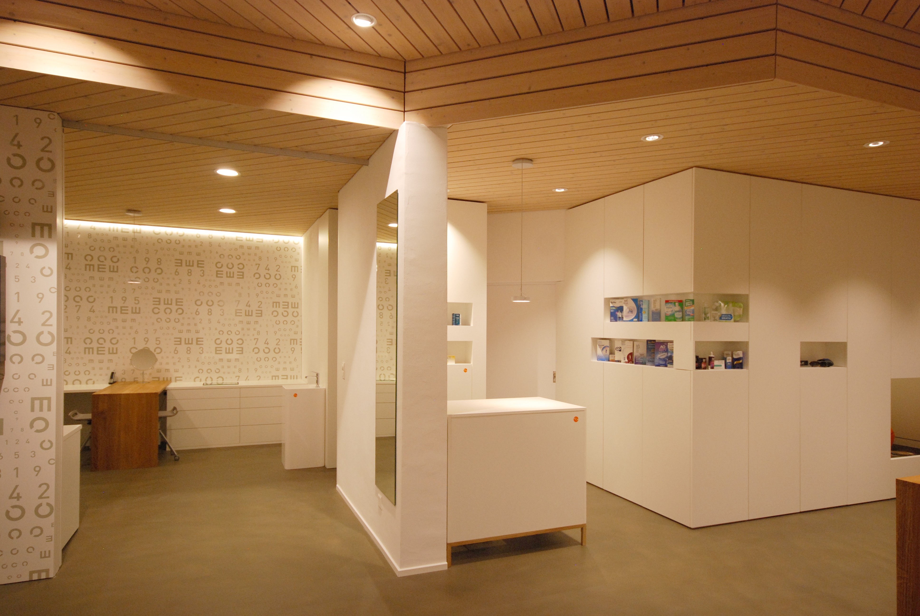 Hoch optik fislisbach innenarchitektur leitgedanke for Design innenarchitektur