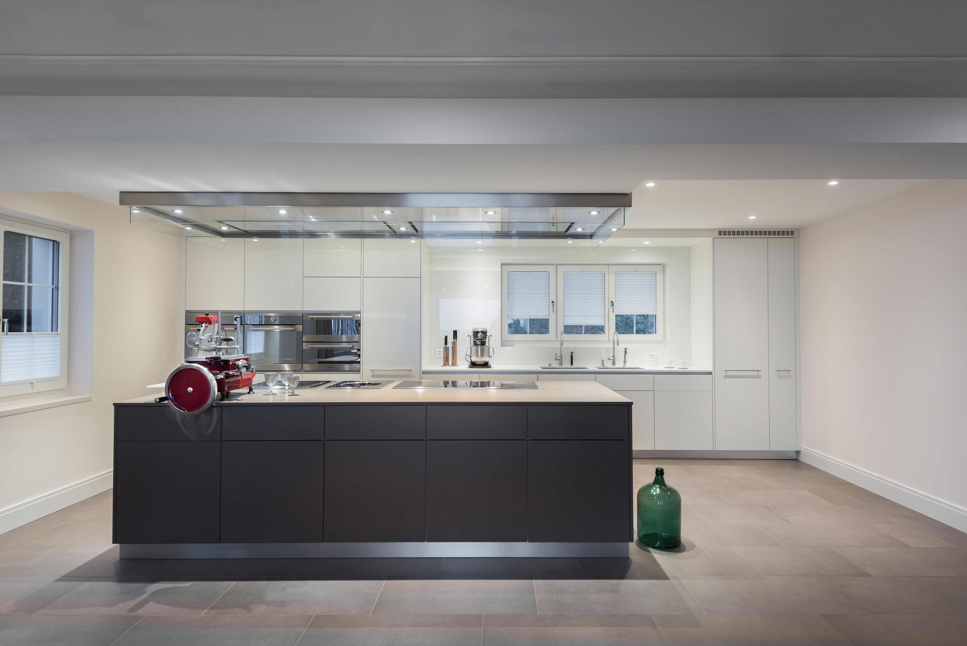 Küche, Niederneunforn - Innenarchitektur Leitgedanke Projekte ...