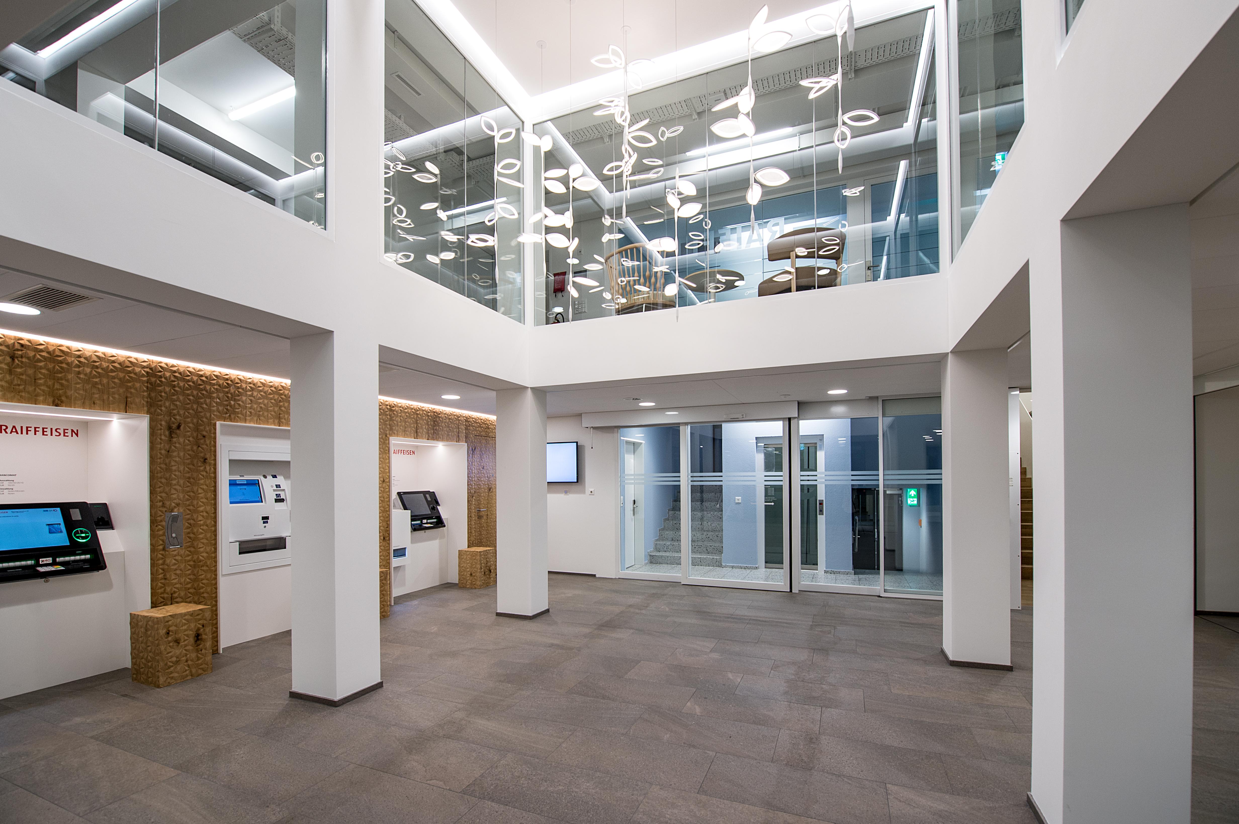 Was wir tun - Bogen Design, Innenarchitektur